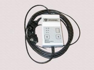 SCANIA sunkvežimių  (iki 2004m.) diagnostikos adapteris - SCANIA VCI1