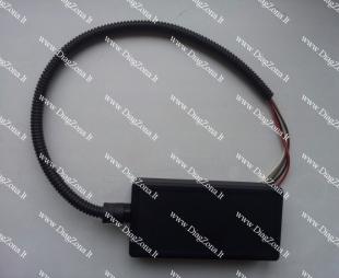 3 kartos AdBlue emuliatorius su NOx sensoriaus emuliacija
